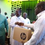 Afenyo-Markin woos Effutu residents with 'one-private school teacher, one-laptop'