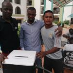 Black Satellites cast vote for FIFA World 11