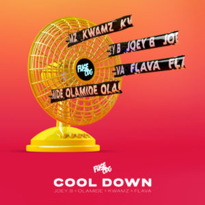 NEW VIDEO: Fuse ODG recruits Olamide, Joey B, Kwamz & Flava for new single 'Cool Down'