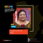 Mrs Akufo-Addo, Hanna Tetteh, Joyce Aryee make 100 Most Influential African Women list