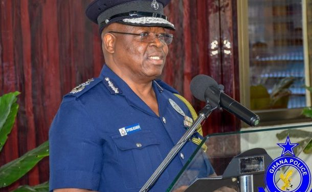 Stop sending nude photos to friends, families – IGP cautions