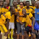 Fun Games: NSA Kumasi beat Ghana Airport company to win tournament