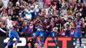 VIDEO: Red hot Jordan Ayew scores again for Crystal Palace