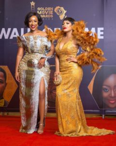 PHOTOS: Joselyn Dumas, Zynell Zuh, Jackie Appiah, OTHERS stun at Golden Movie Awards '19