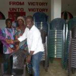 Fmr. IGP John Kudalor donates to NDC