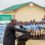 Mahama woos voters; vows to complete 200 Day Community SHS next term