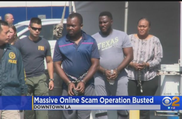 Nigerian lady left distraught after realizing fiancee for 5 yrs living in US is on wanted scammers list by feds