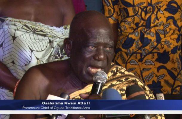 A pastor should be a unifier not divisive-Paramount Chief of Cape Coast lashes Prophet Badu Kobi