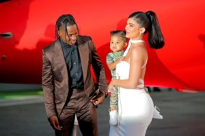 PHOTOS: Kylie Jenner's daughter Stormi makes her red carpet debut