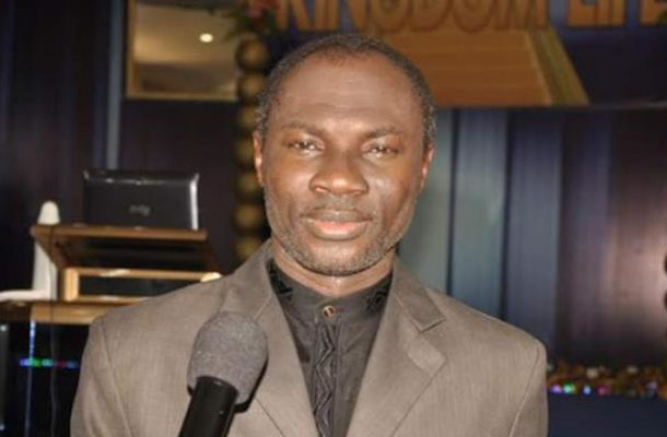 VIDEO: Prophet Badu Kobi reacts to daughter's alleged sex tape leak