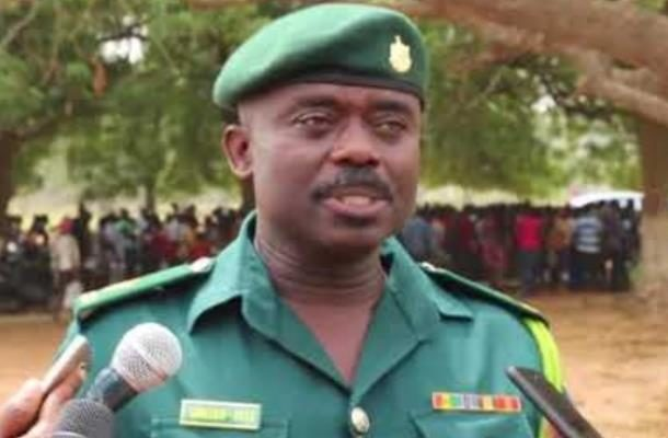We borrow weapons to combat crimes at borders — Immigration Service