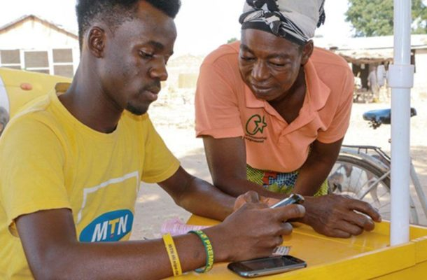 Ghana is now the fastest-growing mobile money market in Africa