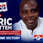 Yilo-Krobo NPP Constituency chairman urges delegates to vote for Eric Tetteh