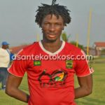 Sogne Yacouba touches down in Kumasi after going AWOL