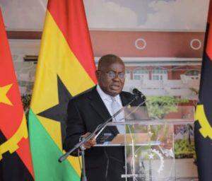 Greedy criminals sabotaging my government - President Akufo-Addo