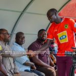 The goals ll flow give me time to settle-George Abege pleads with Kotoko fans
