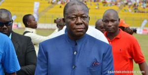 VIDEO: Please sleep at night after playing football- Otumfour advises Kotoko players