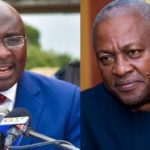 I'm not worried over Bawumia's 'The Incompetent One' tag - Mahama