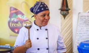 Kenyan chef breaks Guinness World Record for cooking for longest hours