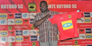 Christopher Damenya sets record by paying GH S 100,000 for a Kotoko replica jersey
