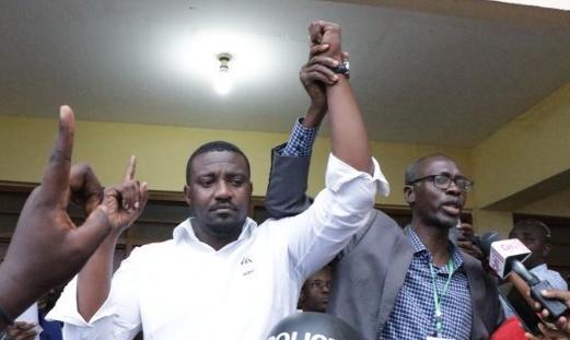John Dumelo wins Ayawaso West Wuogon NDC primaries