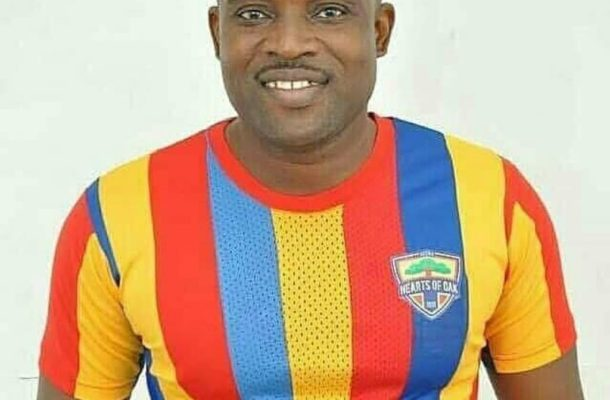 We are ready to face Kotoko in Pres. Cup but..... NCC Chairman of Hearts