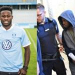 Breaking News: Convicted child rapist Kingsley Sarfo joins Cyprus club Olympiacos Nicosia