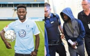 Ghanaian midfielder Kingsley Sarfo confirms he is out of jail