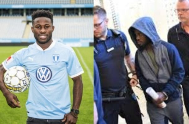 Kotoko rubbishes reports of signing jailed Kingsley Sarfo