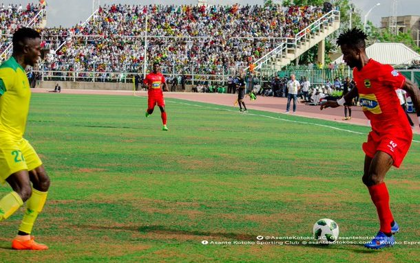 VIDEO: Kotoko lose to Kano Pillars despite leading 2-1