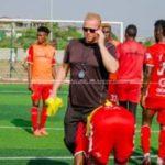 Kotoko fans demand the sacking of 'dumb' coach Kjetil Zacchariasen