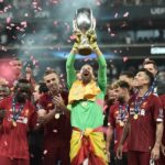 Liverpool beat Chelsea on penalties to lift Uefa Super Cup