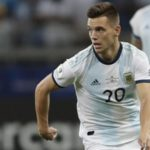 Tottenham Hotspurs agree deal for Giovani Lo Celso