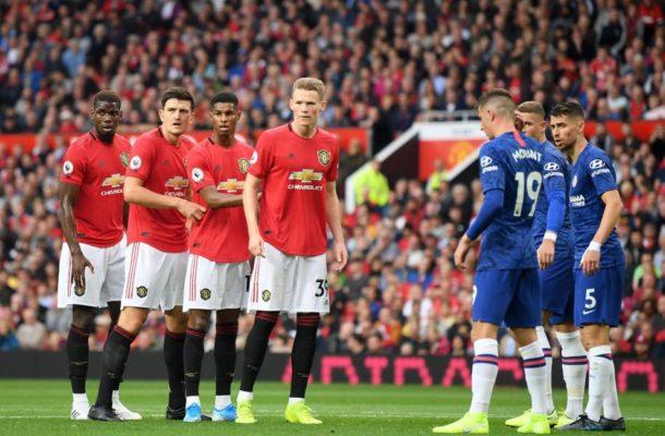 VIDEO: Man Utd thrash Chelsea in Frank Lampard's managerial EPL debut
