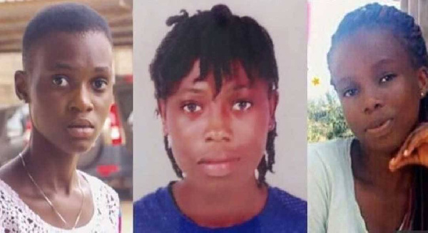 Takoradi missing girls found dead in a manhole