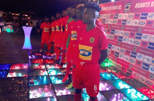 PHOTOS & VIDEOS: Kotoko unveil new strike kits and new players for 2019/2020 season