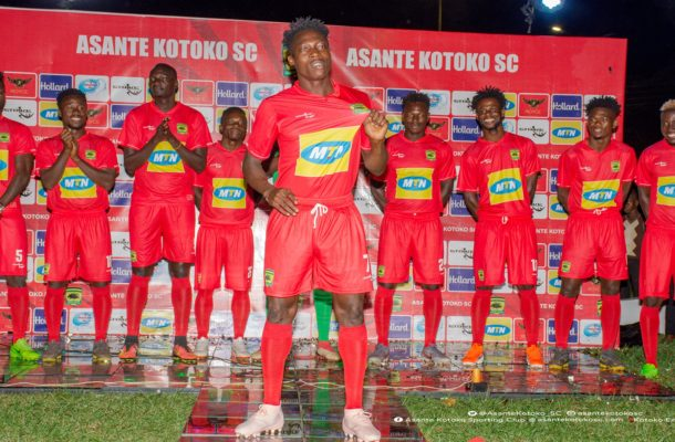 Kotoko will no longer protest to Caf about Etoile referee