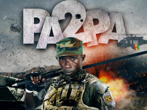 VIDEO: Patapaa sells first copy of 'Pa2pa Skopatumanaa' album for GH 60,000