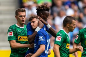 VIDEO: Chelsea earn a late draw against Borussia Monchengladbach in pre-season friendly