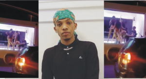 Tekno in trouble for shooting nude video in Lagos traffic