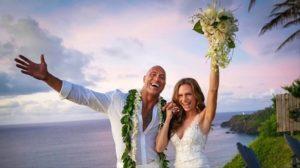 PHOTOS: Dwayne 'The Rock' Johnson marries his longtime girlfriend Lauren Hashian in simple Hawaiin wedding