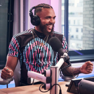 "VIDEO: American singer, Jidenna defends Nigerian scammers; says ""they're smart people"""