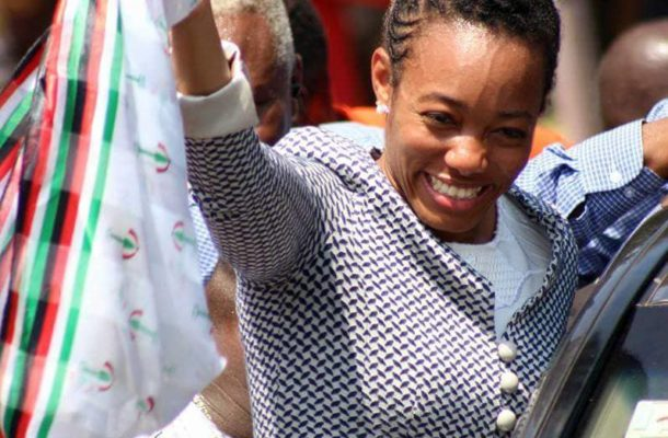 Zanetor Rawlings smooth sail in Korle Klottey victory