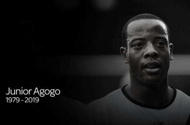 Ghana star Junior Agogo to be cremated on 29 September in London