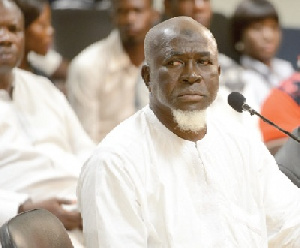 Alhaji Grunsah drops out of GFA Presidential race