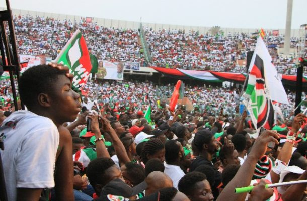 WA East NDC unhappy with the voter exhibition exercise