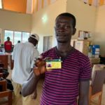 Gov't starts issuing ID cards to small-scale miners