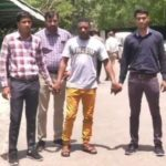 Nigerian arrested in India for duping several women