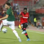 Ghana defender Baba Rahman marks Mallorca debut in draw