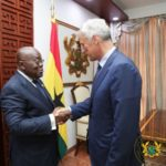 Standard Chartered Group Chief Executive in Ghana